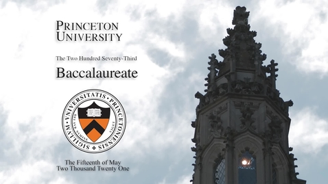 Thumbnail for entry 2021 Baccalaureate