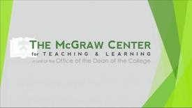 Thumbnail for entry Profiles in Distinguished Teaching: Eduardo Cadava