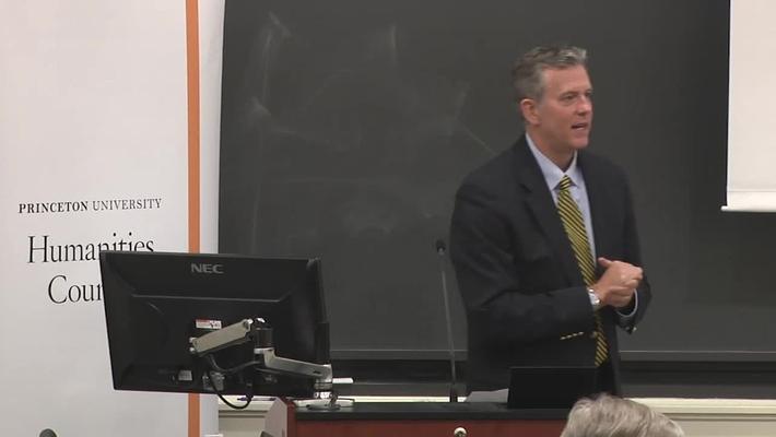Old Dominion Lecture: Sean Wilentz