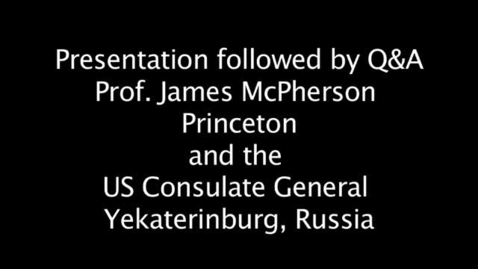 Thumbnail for entry Princeton-Russian Consulate Skype Conference