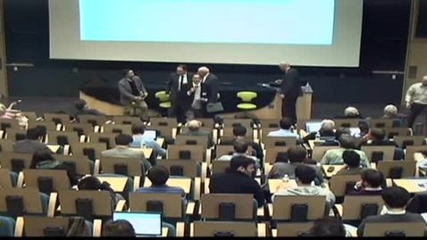 Thumbnail for entry 12-14-13 p.m. 2 -  PWA90 -Panel Discussion: Physicists on Science Policy and the world beyond