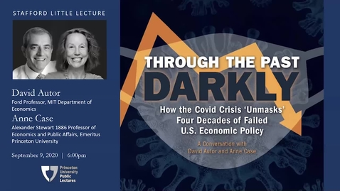 Thumbnail for entry Princeton Public Lecture: Through the Past Darkly