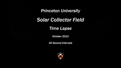 Thumbnail for entry Solarfield Timelapse Short.mp4