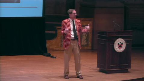 Thumbnail for entry Reunions 2017: Saturday Morning Conversation with President Christopher L. Eisgruber '83