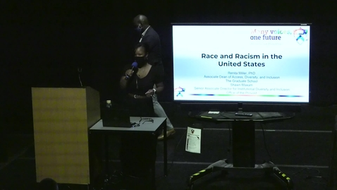 Thumbnail for entry Race and Racism in the United States Session 2