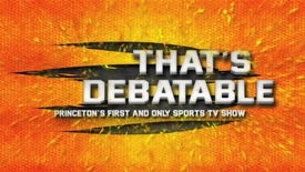 Thumbnail for entry That's Debatable - 3/1/2012
