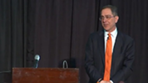 Thumbnail for entry A Conversation with President Christopher L. Eisgruber '83