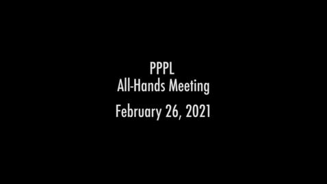 Thumbnail for entry AH26February2021
