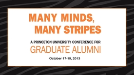 Thumbnail for entry Many Minds, Many Stripes: Graduate School Update by Dean William Russel