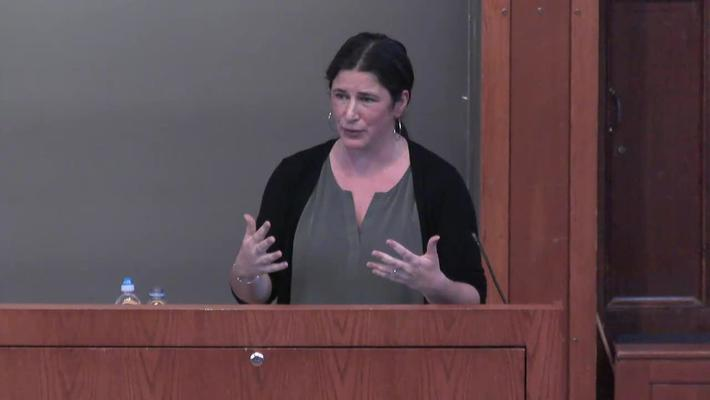 Stafford Little Lecture - Rebecca Traister