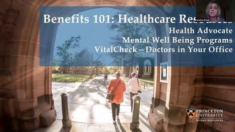 Thumbnail for entry 2020 D&I Summer Series | Benefits Health Resources