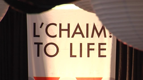 Thumbnail for entry 20160416_L'Chaim To Life_Closing Reception/Mark Wilf '84