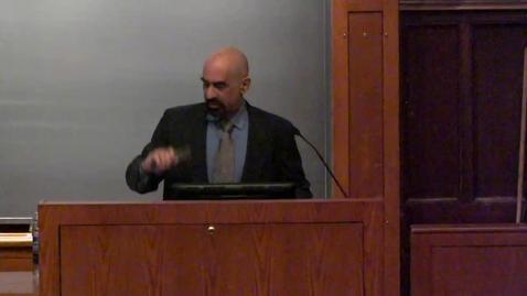 "Thumbnail for entry David Brooks: ""Politics and the Organization Kid"""