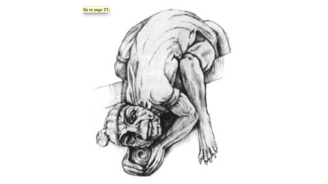 Thumbnail for entry Gargoyles Audio Tour - Blair Arch - Goblin with a Shell