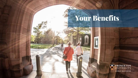 Thumbnail for entry 5.8 Princeton University Retirement Plan (PURP)