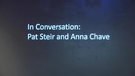 Thumbnail for entry Artist Talk: Pat Steir Saturday, October 8, 2016