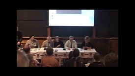 Lincoln Hollister Retirement, Panel Discussion 5, Informal Science Education/Outreach
