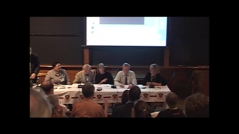 Thumbnail for entry Lincoln Hollister Retirement Panel: Discussion 5, Informal Science Education/Outreach