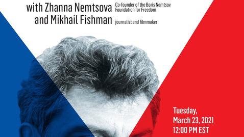 Thumbnail for entry Boris Nemtsov's Transformation of Russian Politics