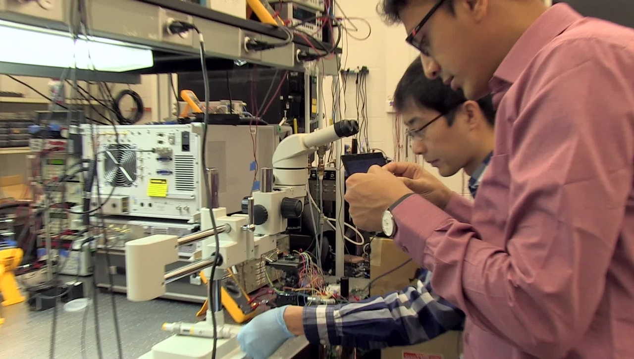 Celebrate Princeton Invention 2017: Kaushik Sengupta
