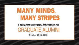 Thumbnail for entry Many Minds, Many Stripes: Teaching Graduate Students at Princeton