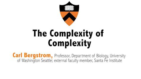 Thumbnail for entry Metaphor – Promise and Peril: Complexity and Systems Thinking in Action : Day 1, Video 3: The Complexity of Complexity