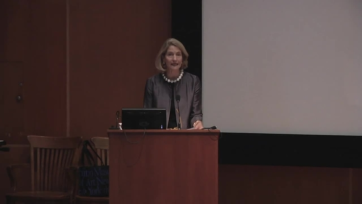 2016 Friends Annual Mary Pitcairn Keating Lecture | Alice Cooney Frelinghuysen