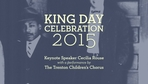 2015 Martin Luther King Day Celebration