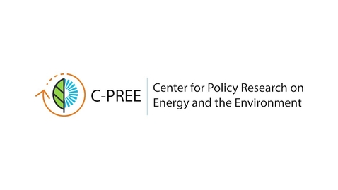 "Thumbnail for entry Bradford Seminar  Series: ""Achieving Deep Decarbonization at the State Level"" - Charles Li, PHD *18"
