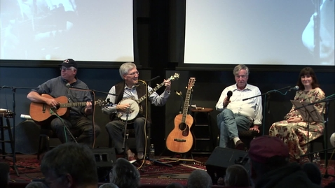 Thumbnail for entry Untangling Dylan: Music and Conversation with Sean Wilentz, Robert George, and Friends - Part 2