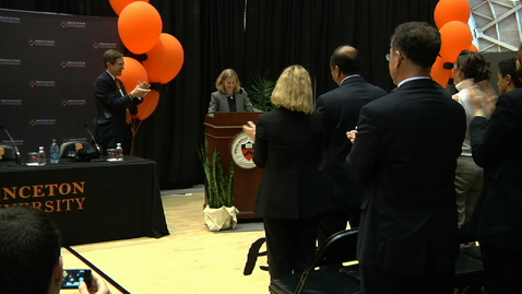 Thumbnail for entry Mollie Marcoux appointed Princeton University's Director of Athletics