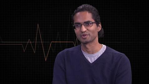 Thumbnail for entry Porter Ogden Jacobus Fellow 2015-2016 - Rajesh Ranganath