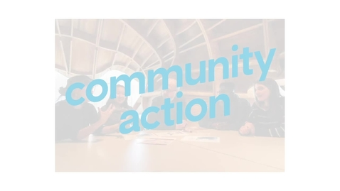 Thumbnail for entry 2020 Community Action Fellows Welcome