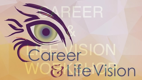 Thumbnail for entry Career & Life Vision Workshop