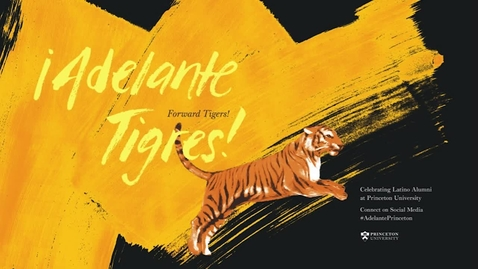 Thumbnail for entry Adelante Tigres - Luncheon with remarks by Eduardo Bhatia '86