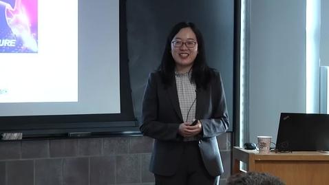 Thumbnail for entry Tian Li - Engineering Seminar - March 4, 2019