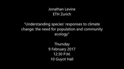 Jonathan Levine