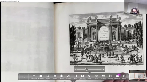 Thumbnail for entry Views of Versailles, 1660-1760