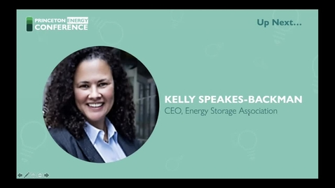 Thumbnail for entry PUEA 2020 Conference Day 2: Keynote 4 - Kelly Speakes-Backman