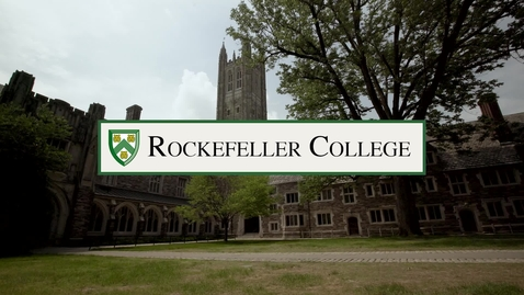 Thumbnail for entry Rockefeller College Class of 2020 Commencement