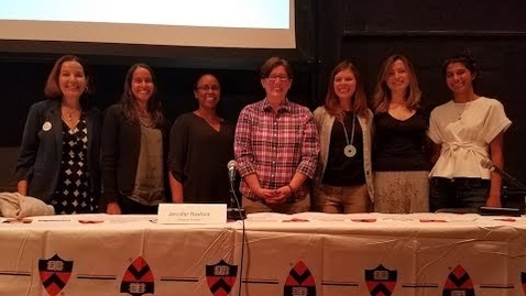 Thumbnail for entry Women in STEM Panel Discussion
