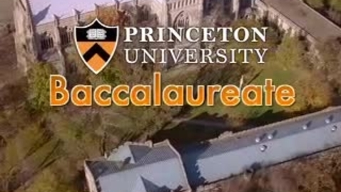 Thumbnail for entry Baccalaureate Ceremony 2010
