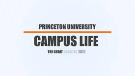 Thumbnail for entry Campus Life - Welcome Class of 2021