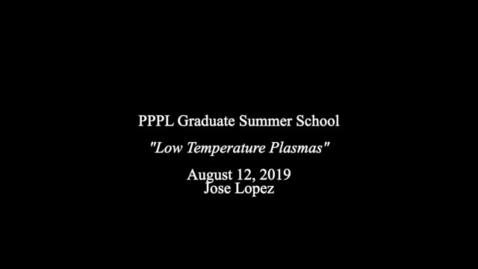 Thumbnail for entry Jose Lopez 8-12