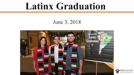 Thumbnail for entry 2018 Latinx Graduation
