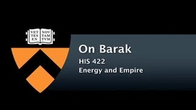Thumbnail for entry HIS 422 - Barak