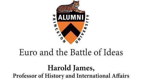 Thumbnail for entry Alumni Day - Euro and the Battle of Ideas