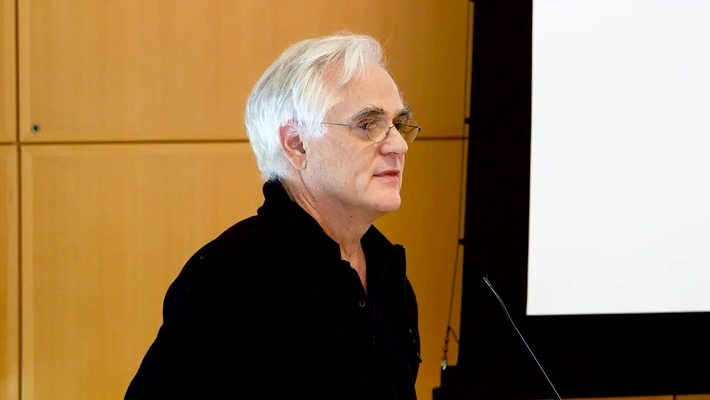 """Professor Jonathan Cohen's research presentation on """"Understanding the Human Brain: A Reverse Engineering Challenge of Truly Cosmic Proportions."""""""