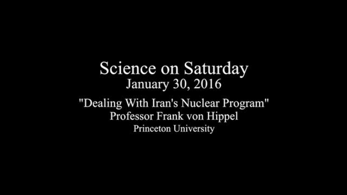 Science_on_Saturday30Jan2016_FvonHippel
