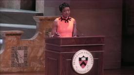 Thumbnail for entry Woodrow Wilson Award, Mellody Hobson '91, Alumni Day 2/23/19